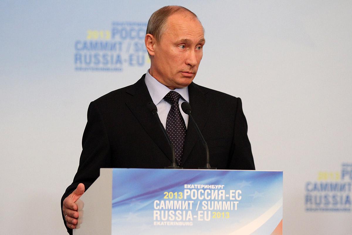Путин заявил, что Россия пойдет до конца в вопросе Крыма, защищая свои интересы
