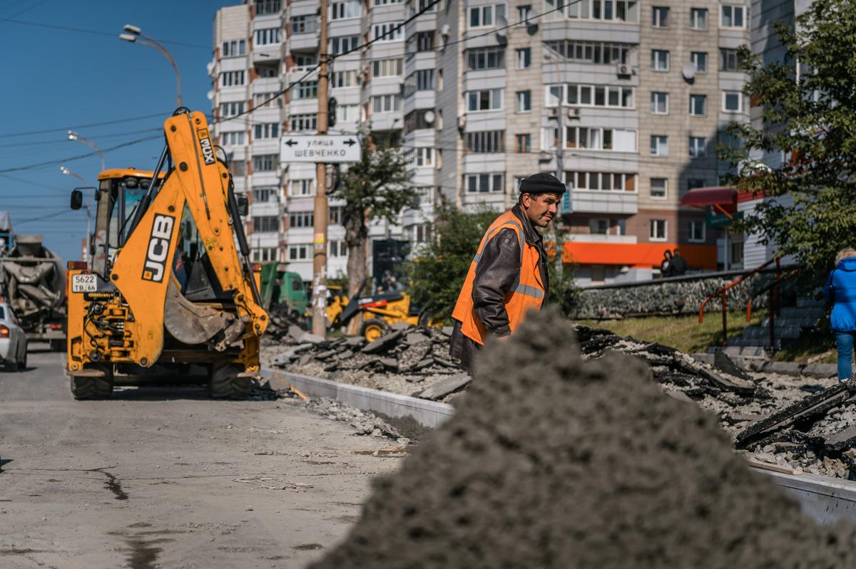 Шевченко закрывают на ночной ремонт до 15 октября