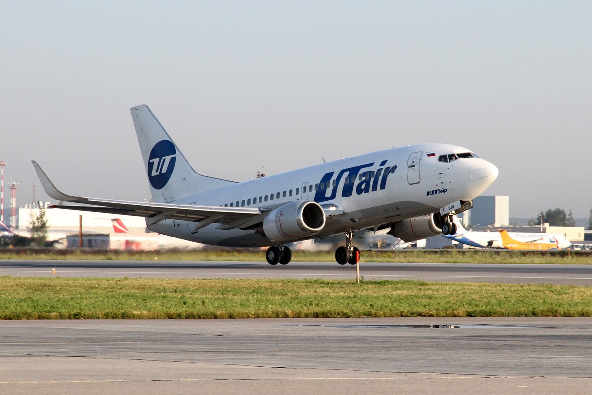 В Судане похитили двух российских пилотов UTair
