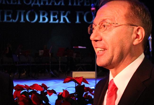 По выслуге лет: человеком года в Екатеринбурге признали Игоря Ковпака