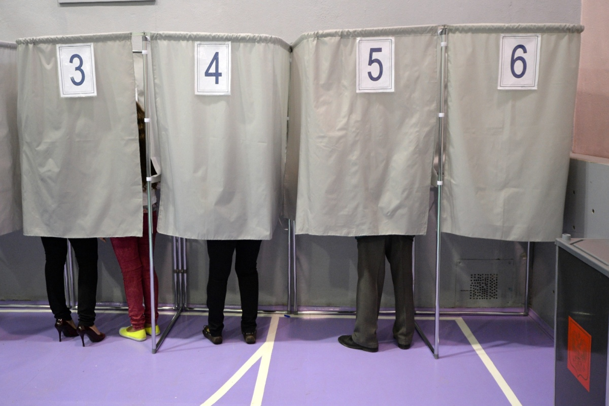 Война избиркомов: область запретила городу проводить электронный референдум