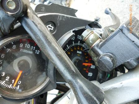 Мотоциклист погиб в аварии в Нижнем Тагиле