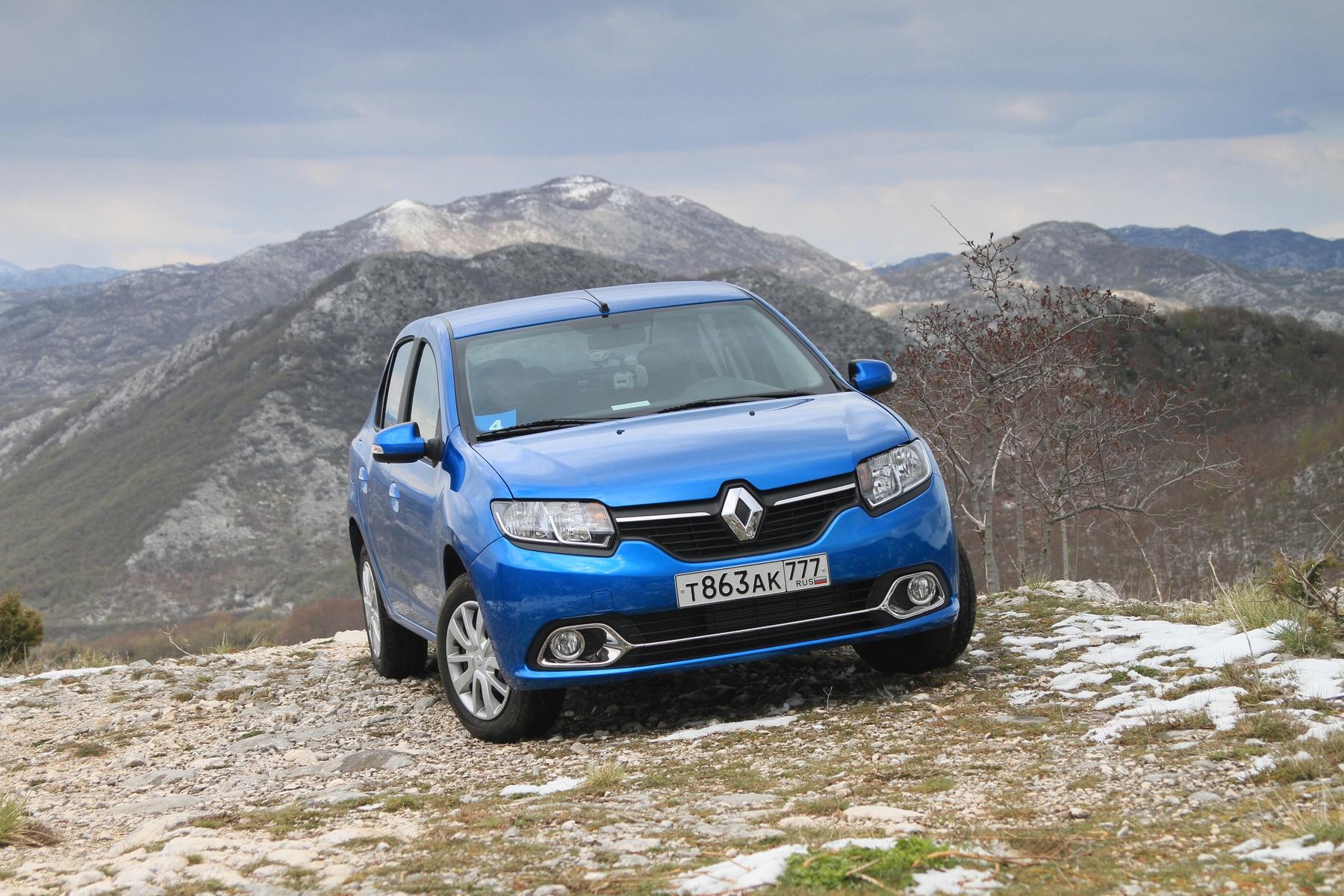 Серпантины, авария и злобный поп: первый тест-драйв нового Renault Logan