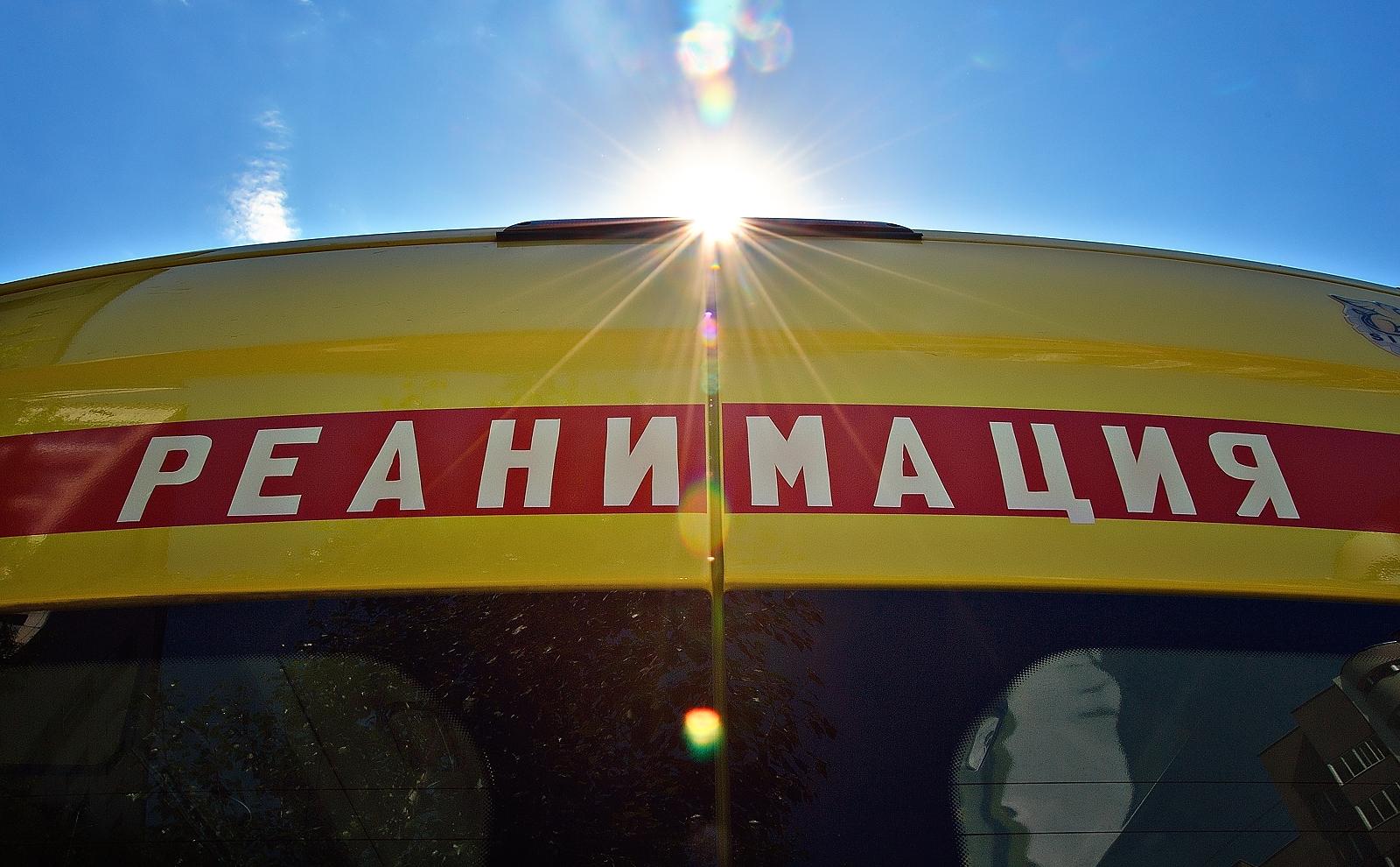 В Свердловской области грузовик смял «Ладу»
