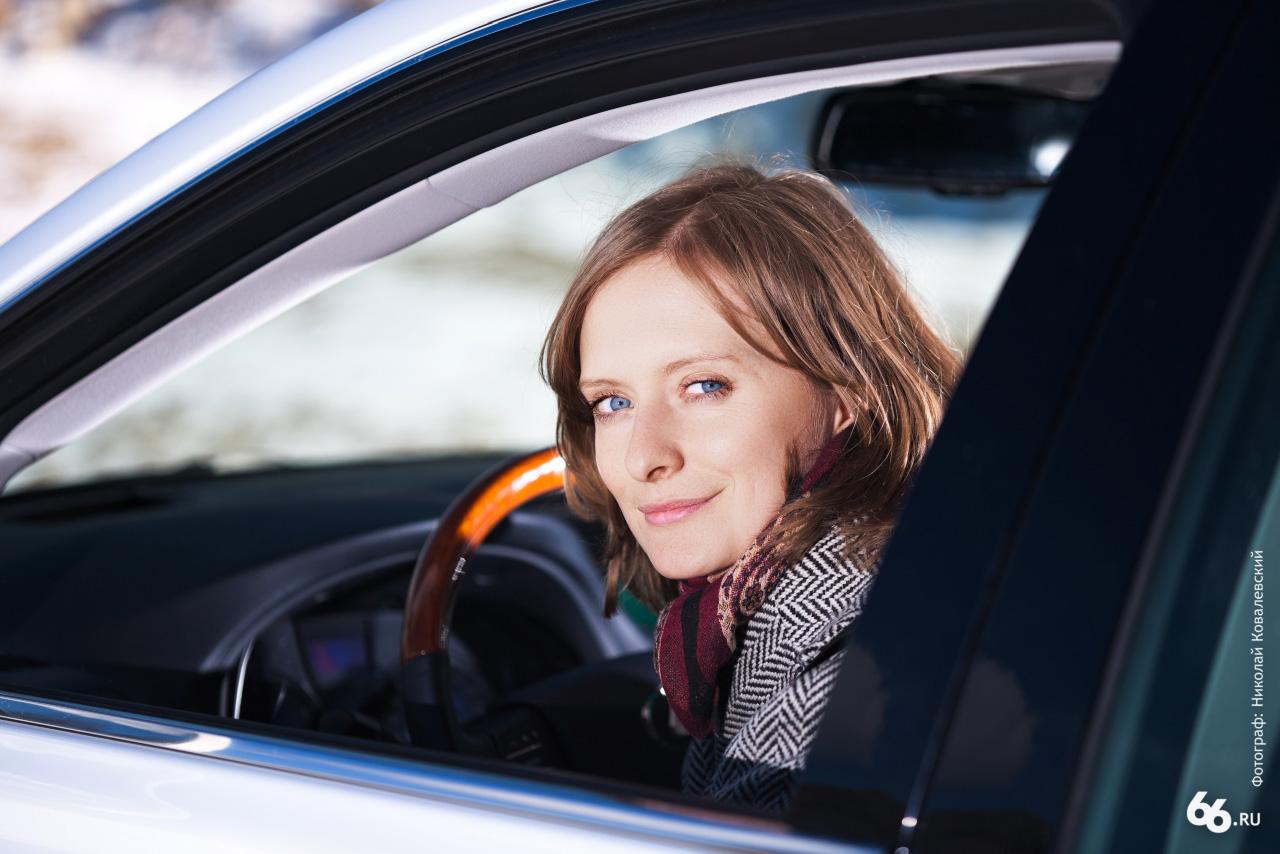 VIP-тест: Екатерина Седова-Хворостова и Lexus RX350