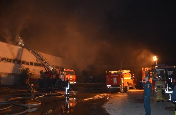 Руководство сгоревшего склада на Черняховского нашло крайнего