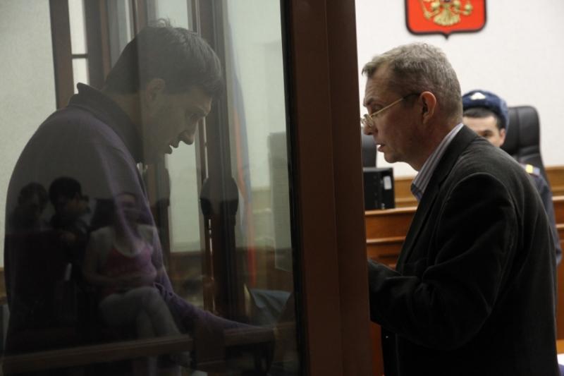 Обвиняемый в заказных убийствах экс-прокурор Карпов добился запрета на фото- и видеосъемку