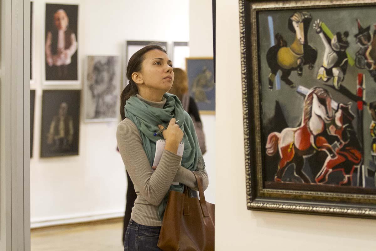В музее ИЗО открыли выставку стоимостью 17 млн рублей