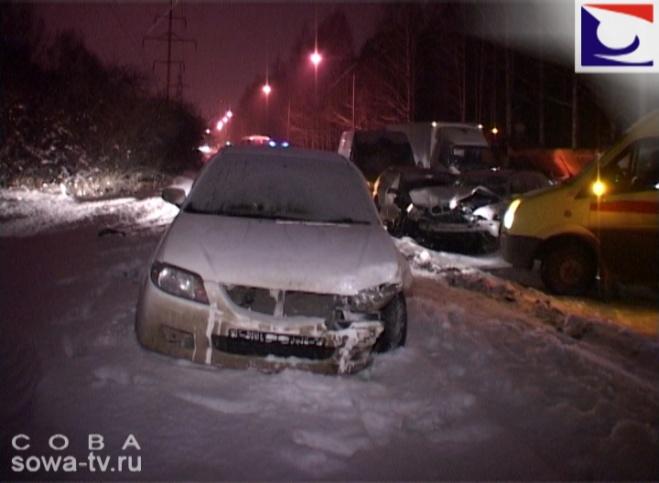 В суд передано дело бывшего гаишника, попавшего в аварию на Московской