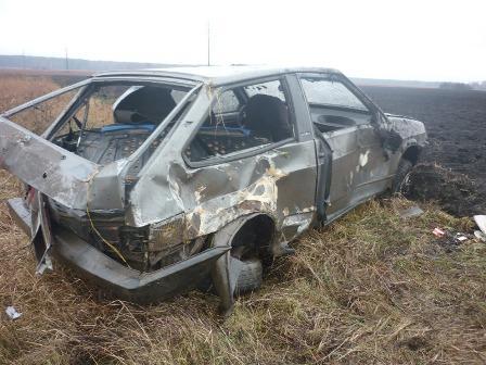 Гололед стал причиной тринадцати серьезных аварий в Свердловской области