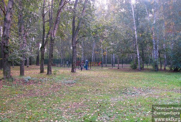 Собачий парк получит зеленый театр и теннисный корт