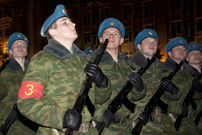 Ко Дню Победы в Екатеринбурге повторят операцию «Багратион»