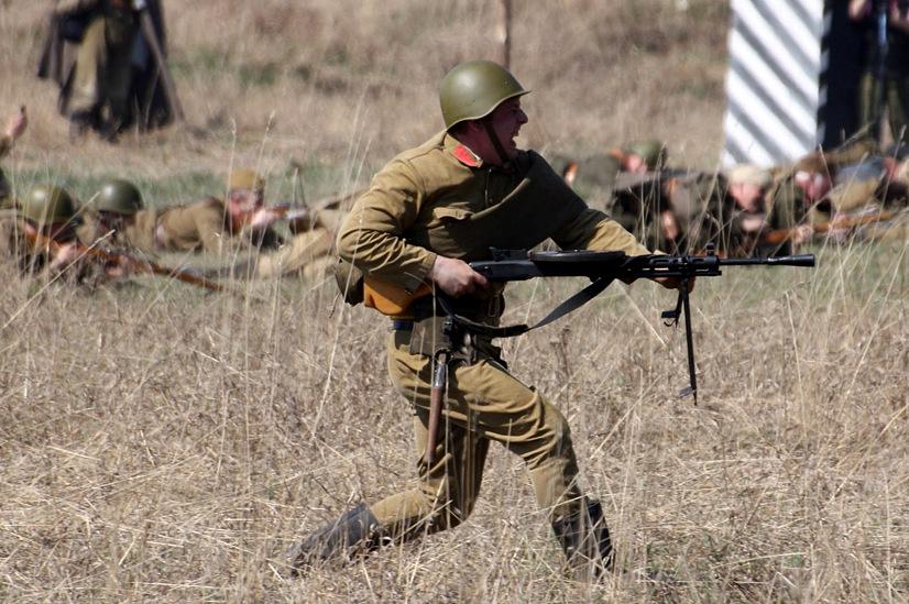 К Дню Победы екатеринбуржцы сразятся на Курской дуге