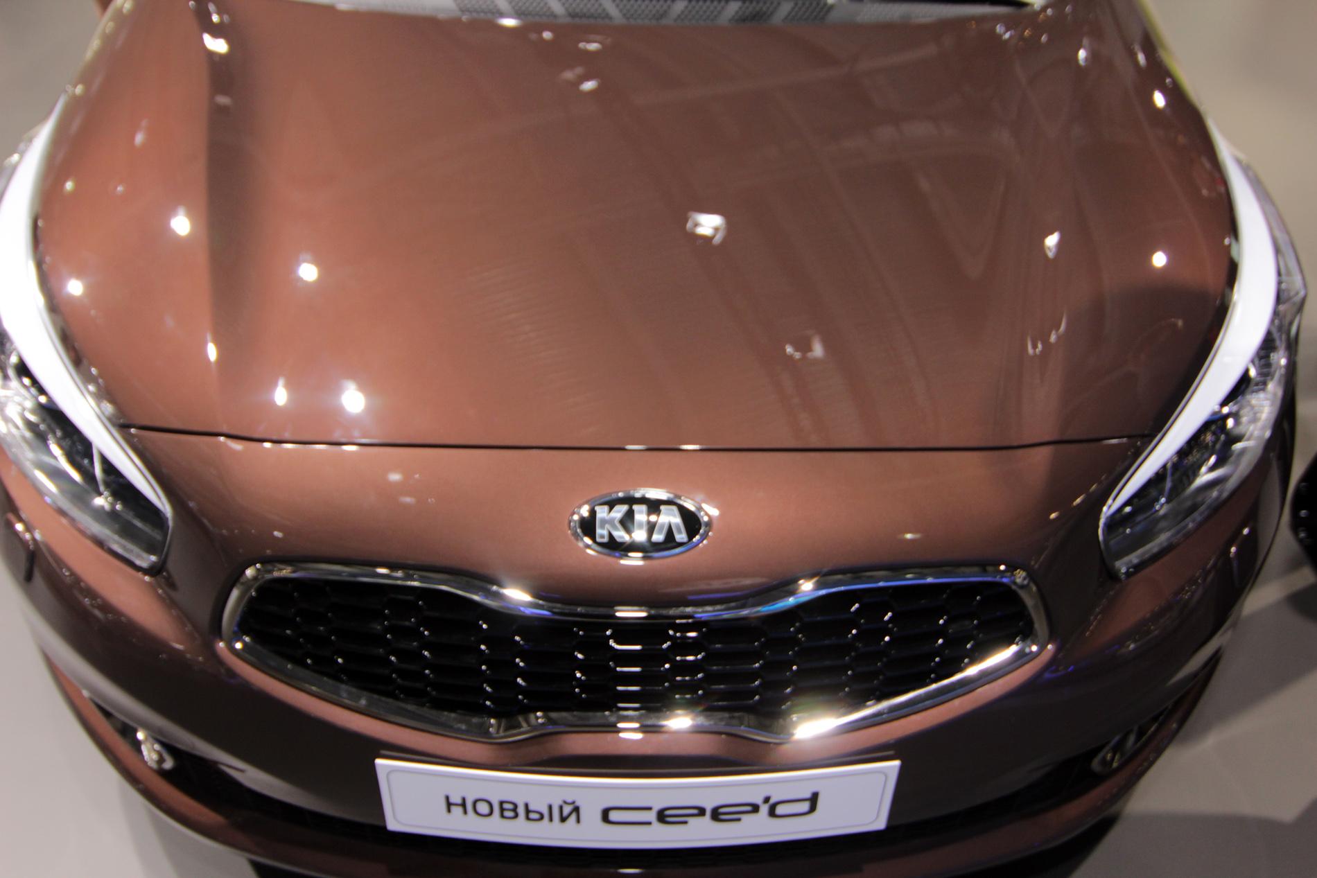 Hyundai и KIA показали универсалы сообща