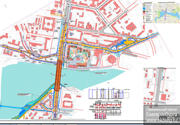 Смотрите и комментируйте: мэрия показала видеопроект Макаровского моста