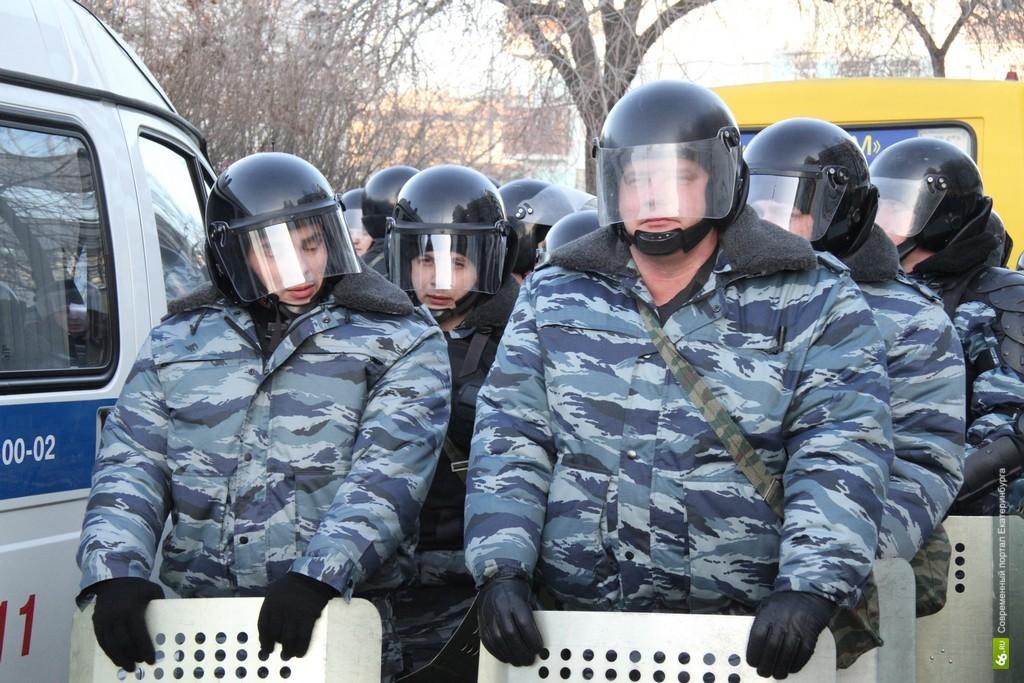 В России начали рекламировать ОМОН