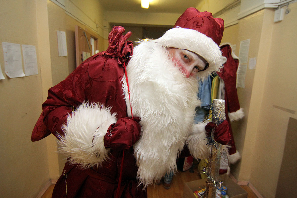 «Елка желаний — 2»: почувствуй себя настоящим Дедом Морозом