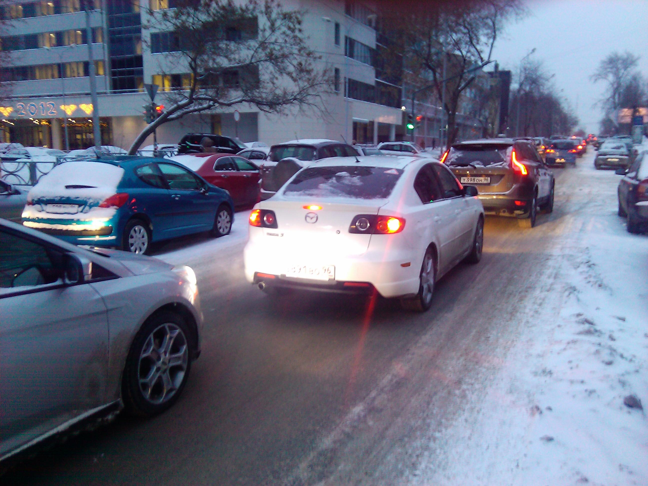 Односторонки в атаке: Екатеринбург пал жертвой инноваций