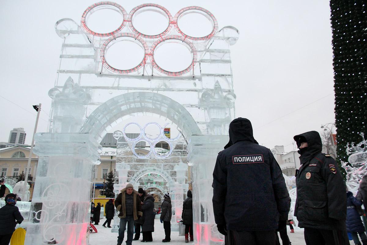 Ледовый городок на площади 1905 года возьмут штурмом