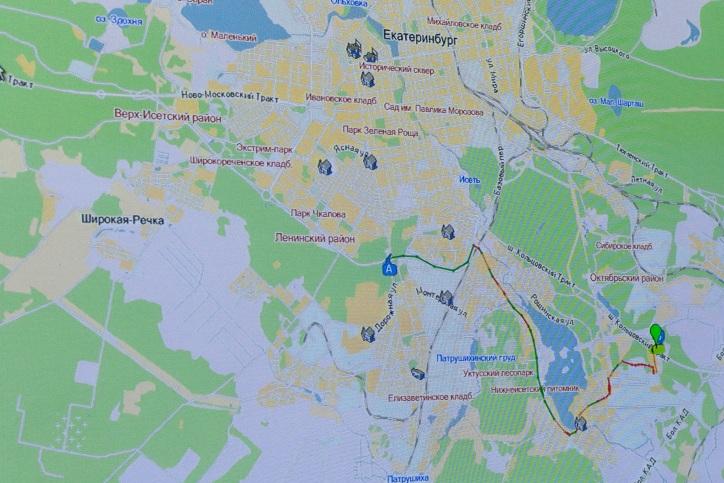 Мэрия зарезервирует 555 гектаров на ВИЗе для застройки под «Экспо»