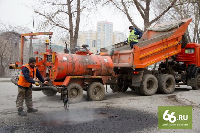 Дорожники до середины августа закрывают участок улицы Стачек