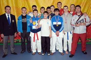 Юные каратисты из Екатеринбурга завоевали 5 наград на первенстве УрФО