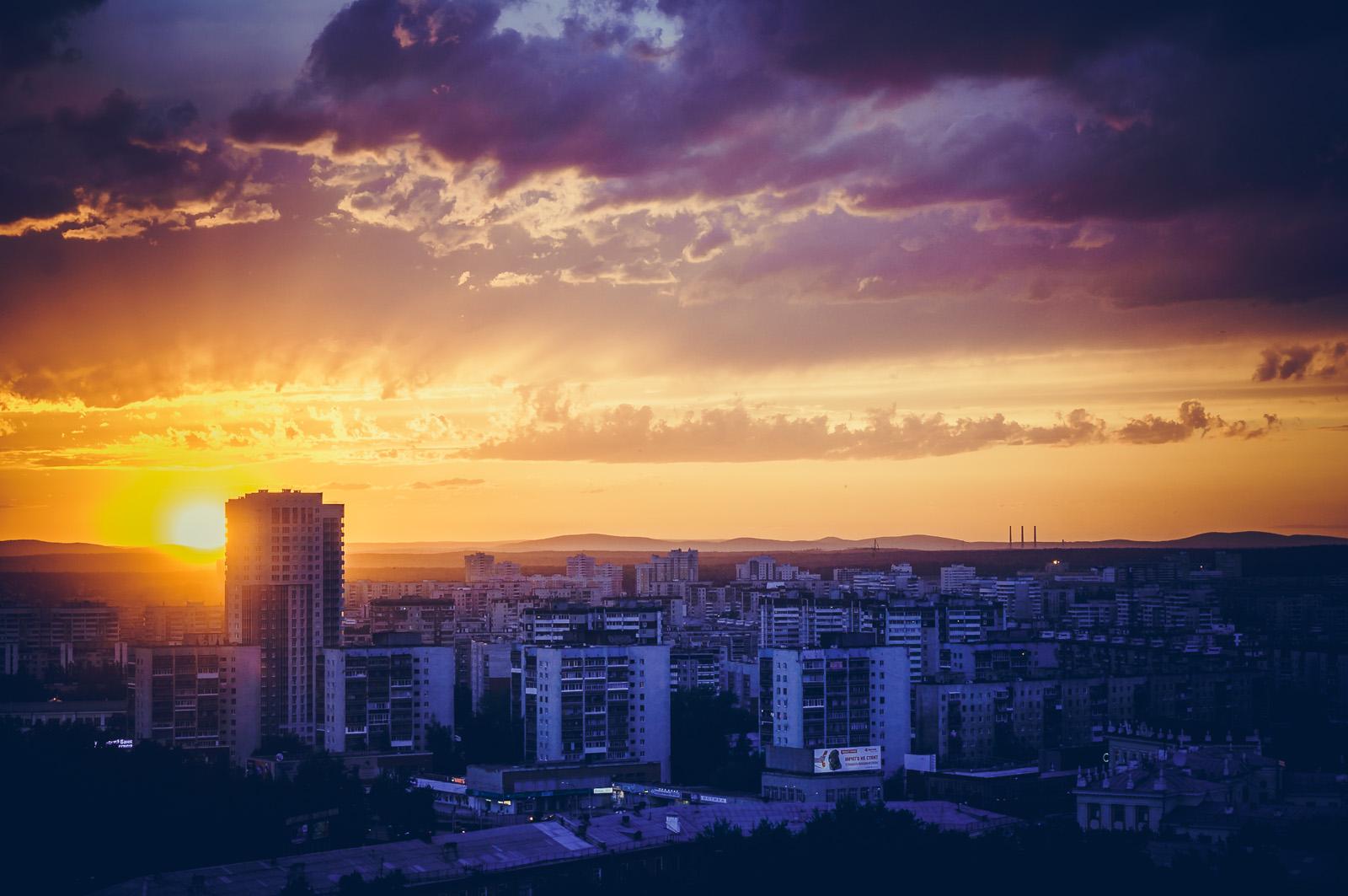 Все на улицу: выходные в Екатеринбурге будут солнечными и теплыми
