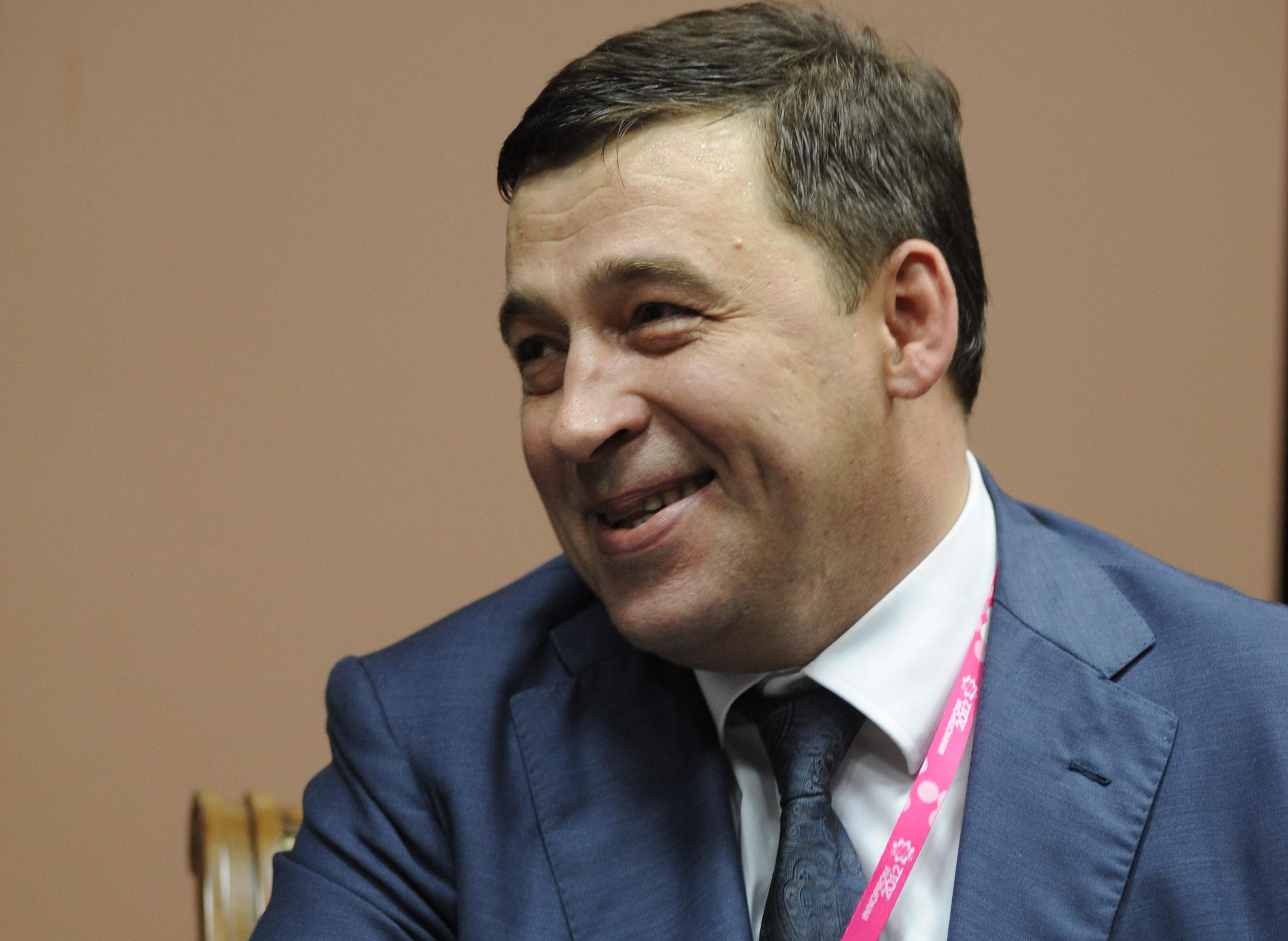 Куйвашев поднялся в рейтинге влиятельности глав регионов