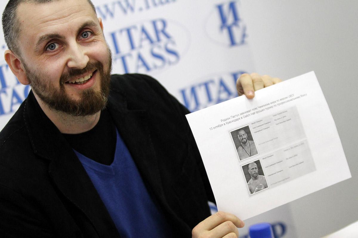 Отъезжает: Родион Пастух нашел причины не драться с Алексеем Варакиным