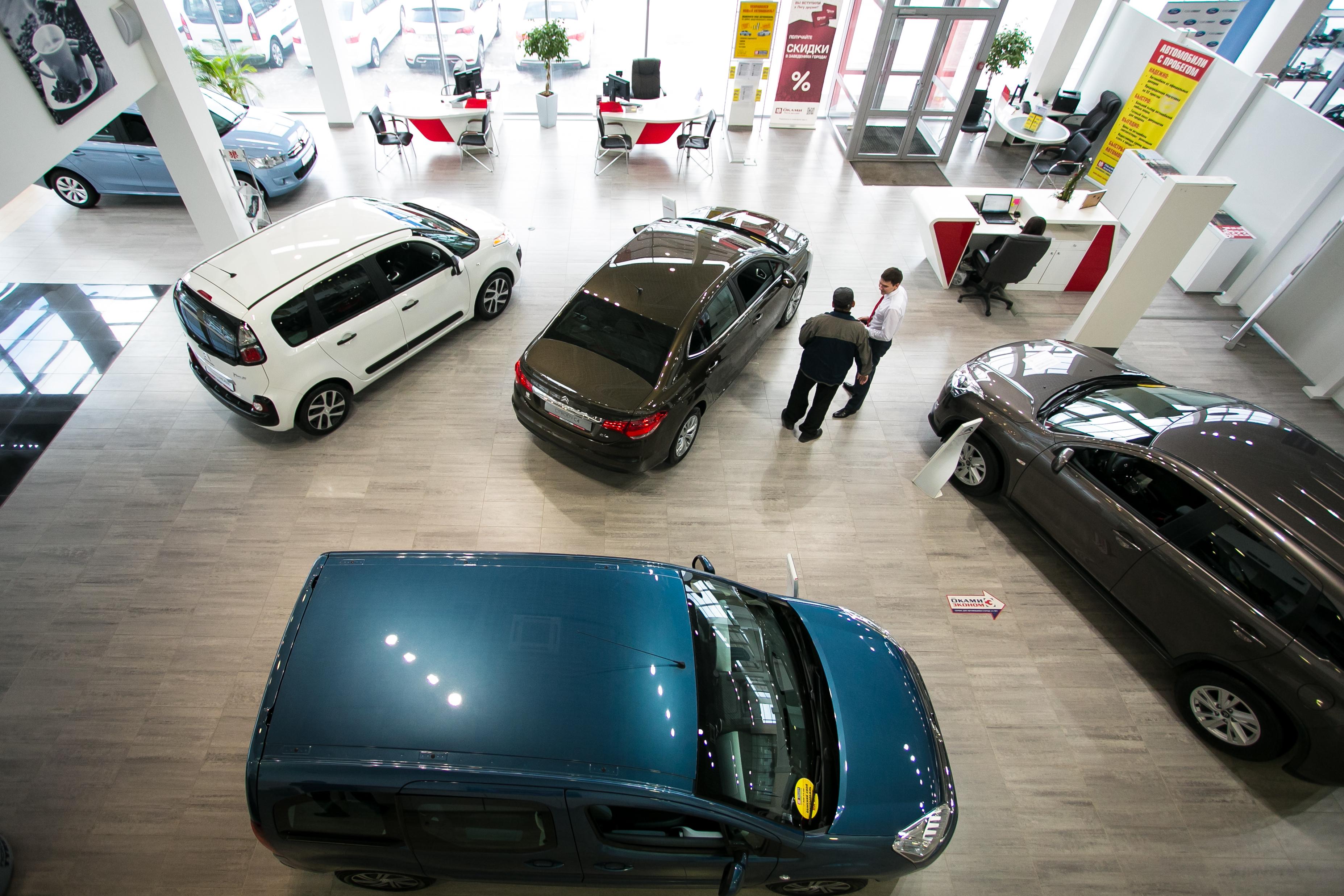 Спасительный утиль: продажи автомобилей в Екатеринбурге ожили