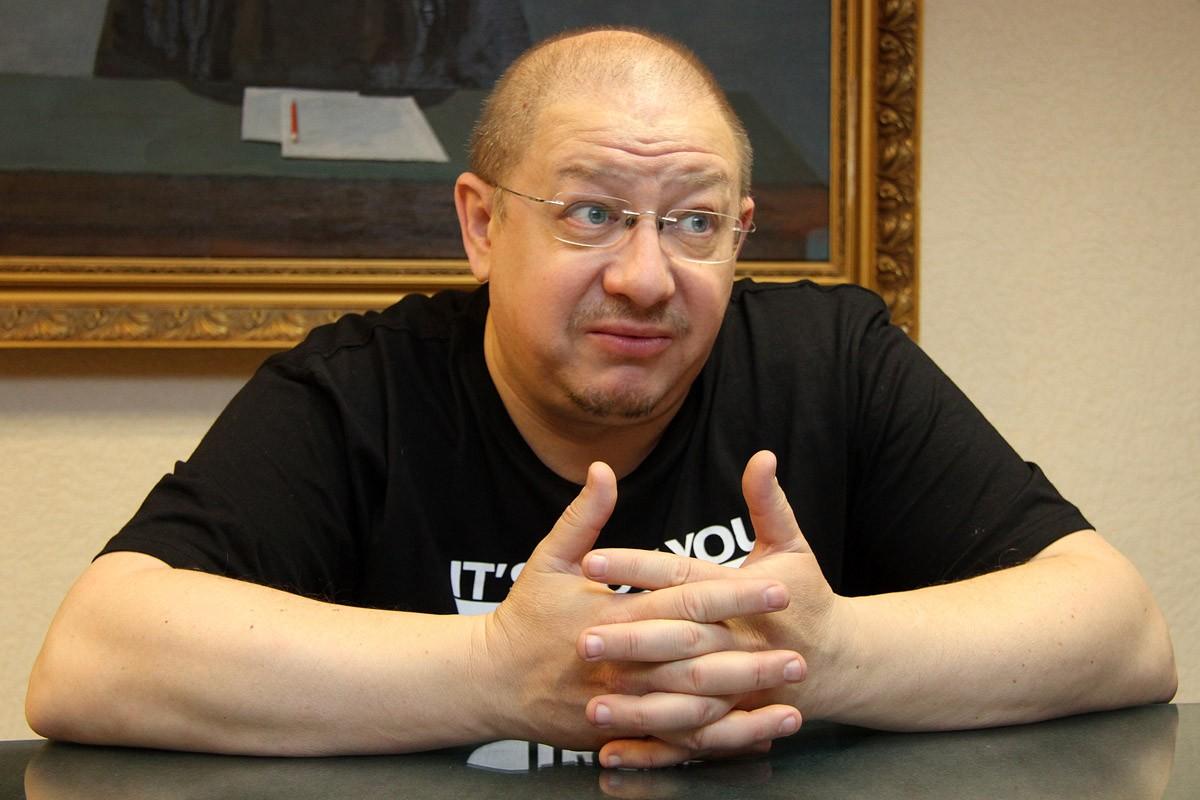 Дедушка уральского рока Пантыкин пишет оперу про Екатеринбург