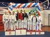 Свердловские каратисты завоевали серебро на всероссийском турнире «Малахитовый пояс»