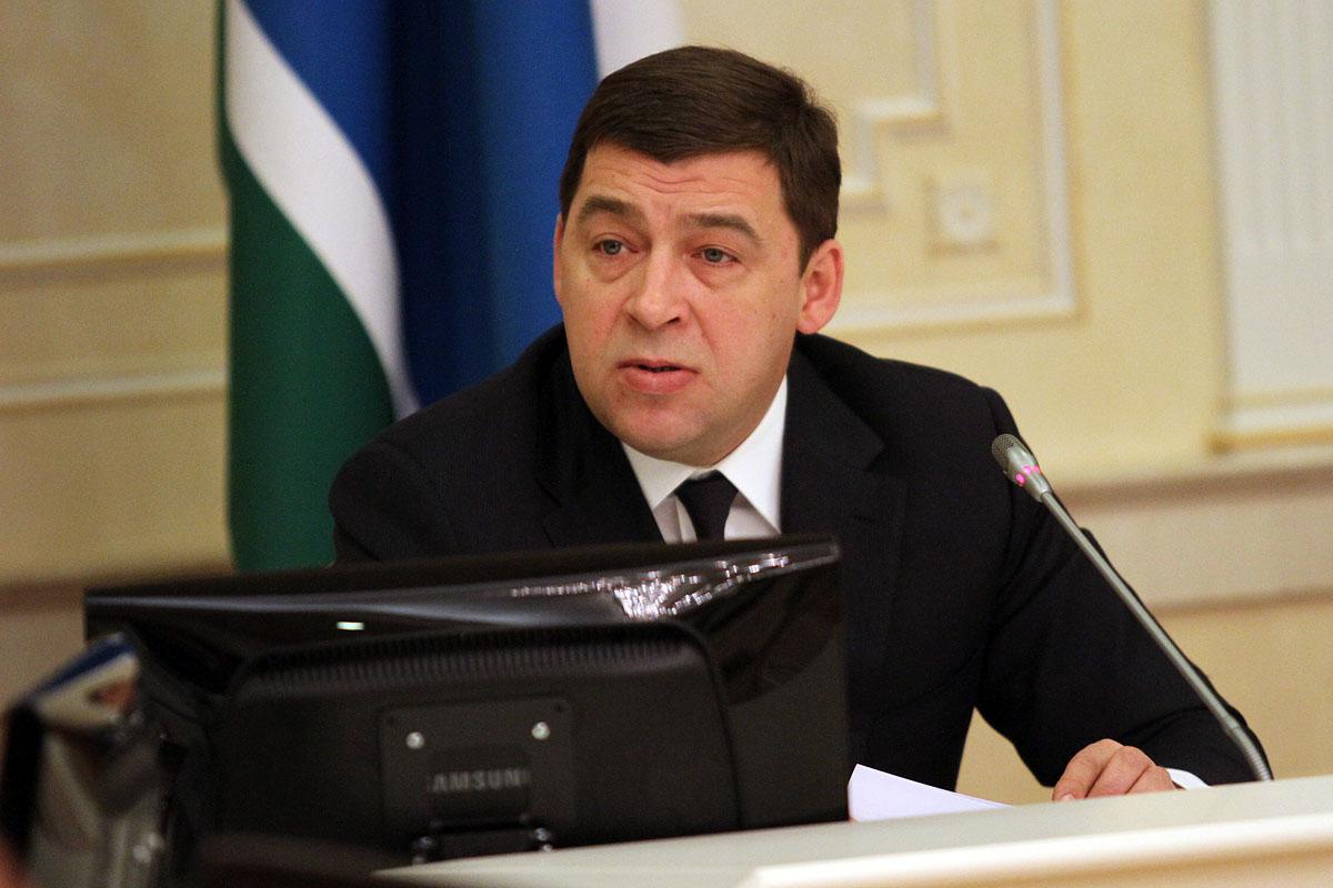 Губернатор патриотично научил министров отчитываться о доходах