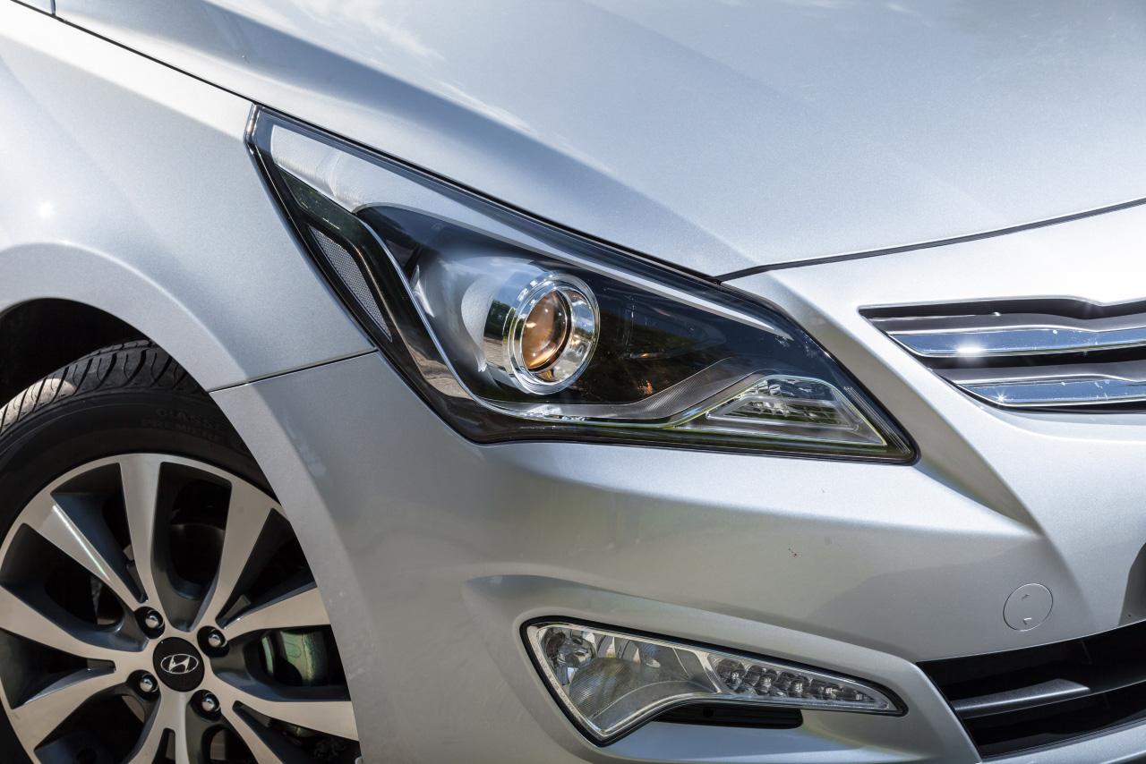 Линии больше не струятся: тестируем обновленный Hyundai Solaris