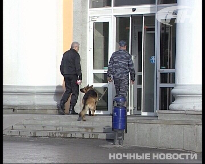 Ложный вызов: полиция сняла оцепление с вокзалов Екатеринбурга