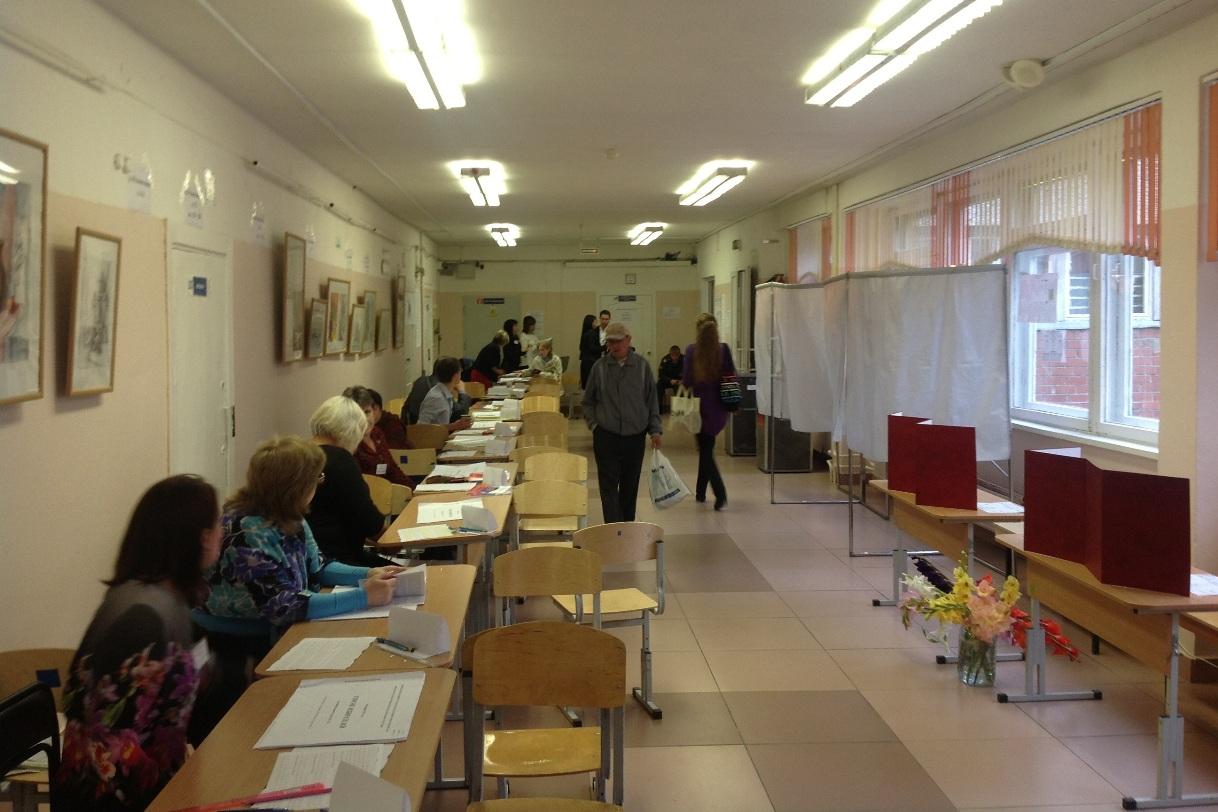 В России хотят разрешить голосовать с 16 лет