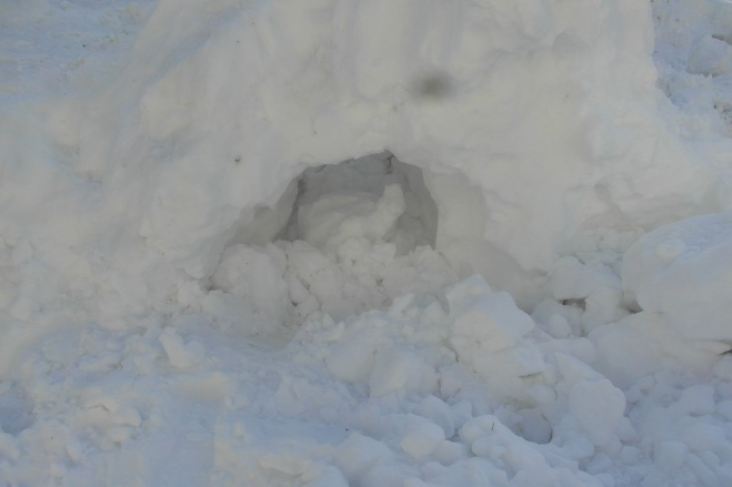 Следователи выясняют, кто выкопал смертельный снежный лабиринт в Каменске