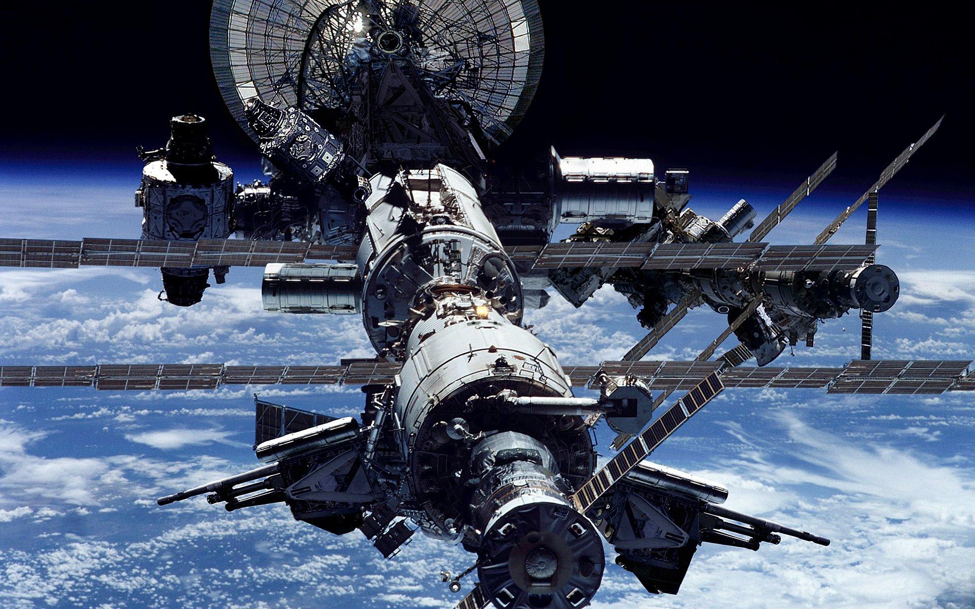 Россия и США вместе построят новую космическую станцию
