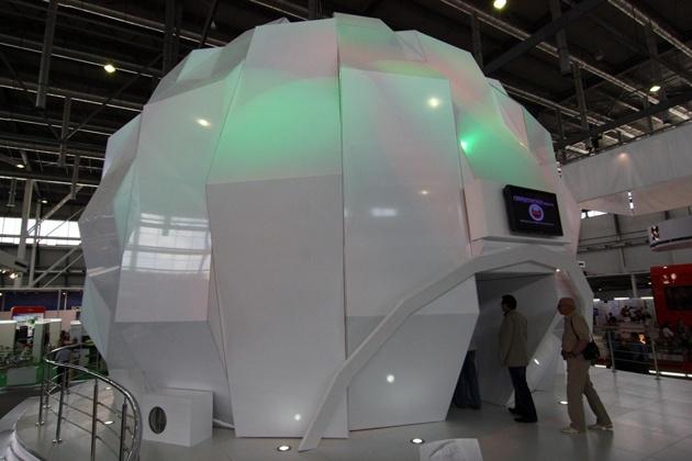 На «Иннопром-2012» едут французские машиностроители