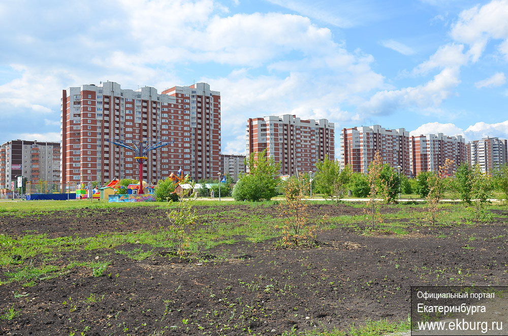 Площадку возле «Дирижабля» переделают в парк