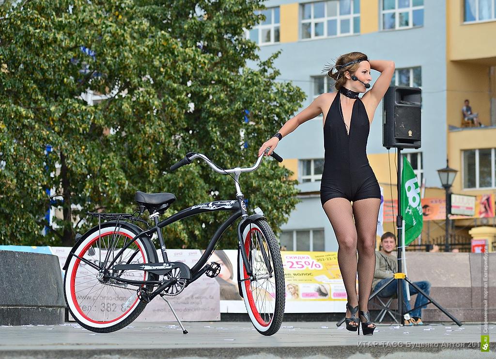 Красивых и спортивных екатеринбурженок зовут на кастинг «Мисс Вело-Город — 2014»