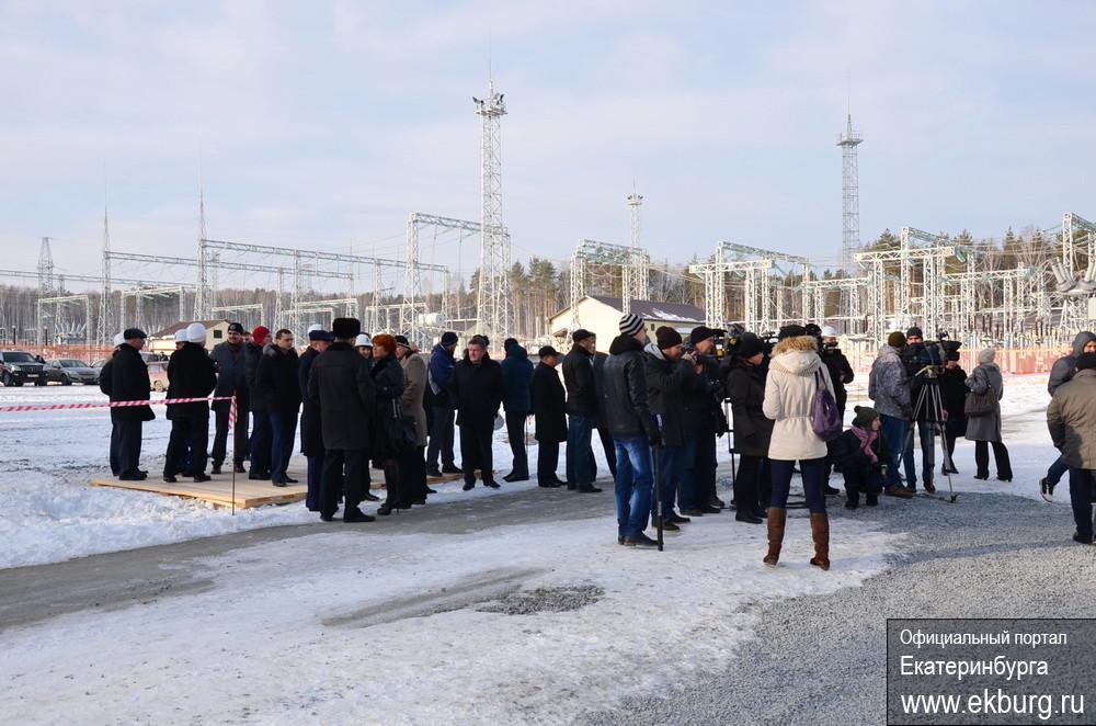 Широкой Речке добавят электричества: в Екатеринбурге открывают новую подстанцию