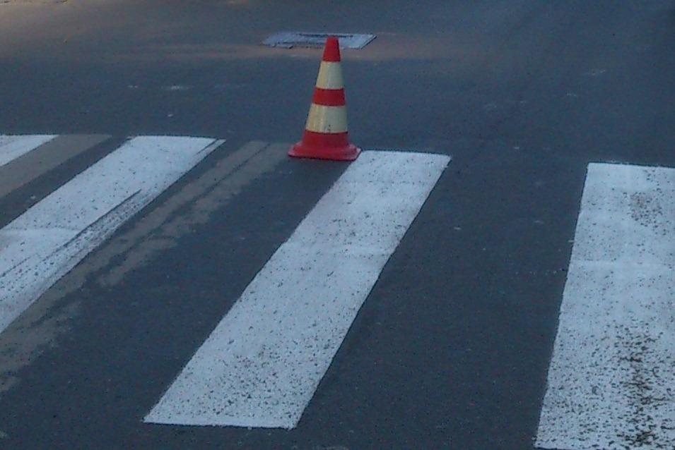 В переулке Красном ВАЗ сбил пешехода