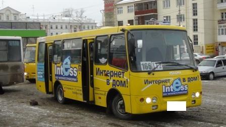 Водителей маршруток «Екатеринбург — Березовский» проверили гаишники
