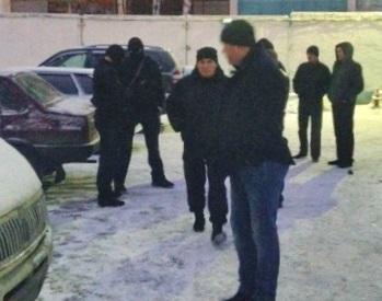 В УК «Верх-Исетская» идут обыски, сотрудников заперли в четырех стенах