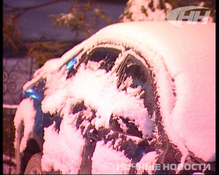 Снегопад стал причиной 113 ДТП в Екатеринбурге