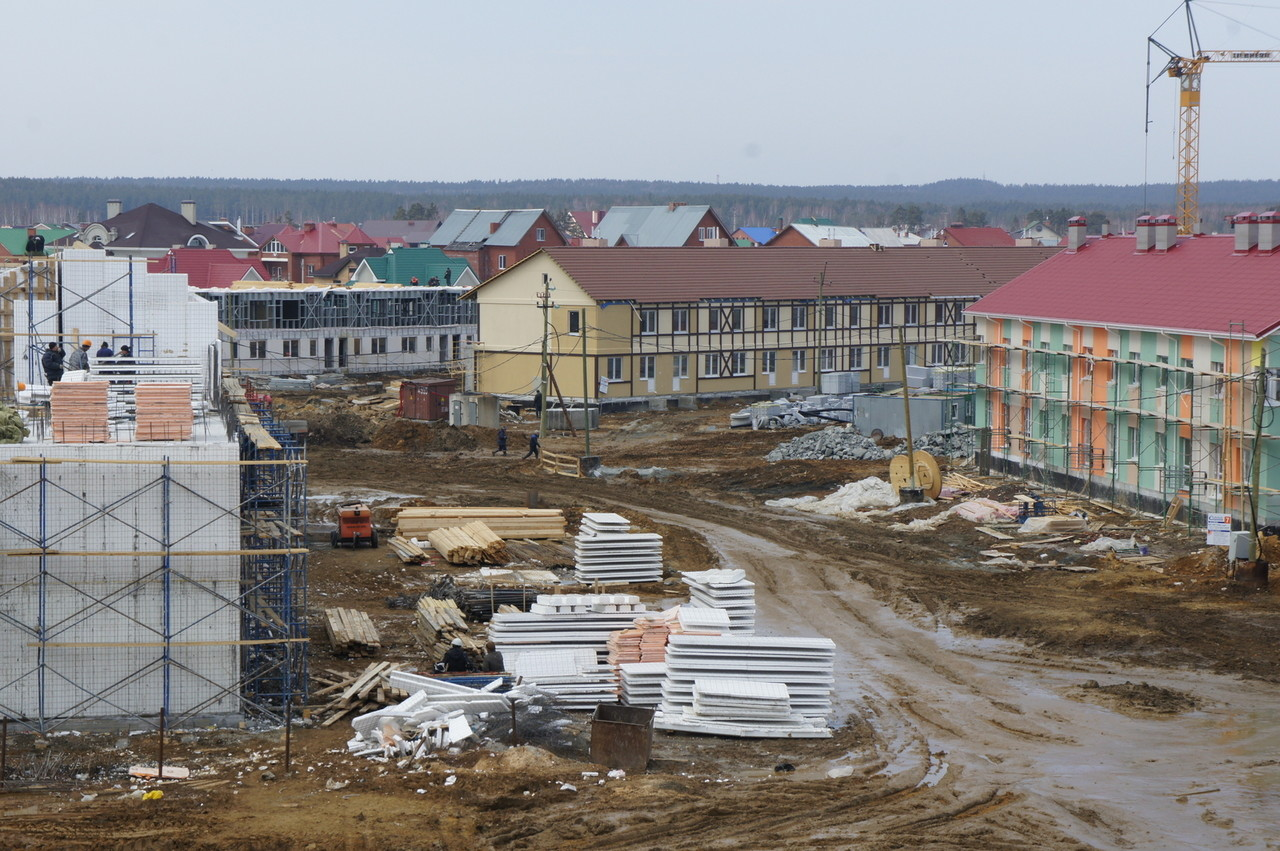 Суд признал незаконной перепланировку поселка Светлый
