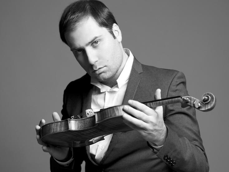 Знаменитый скрипач Дмитрий Коган сыграет ради больных детей