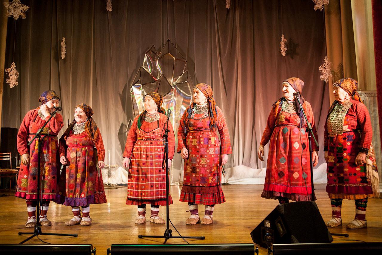 Party for Everybody в Екатеринбурге: репортаж из гримерки «Бурановских бабушек»