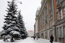 Мэрия: Воздух в Екатеринбурге к 2015 году станет «идеально чистым»